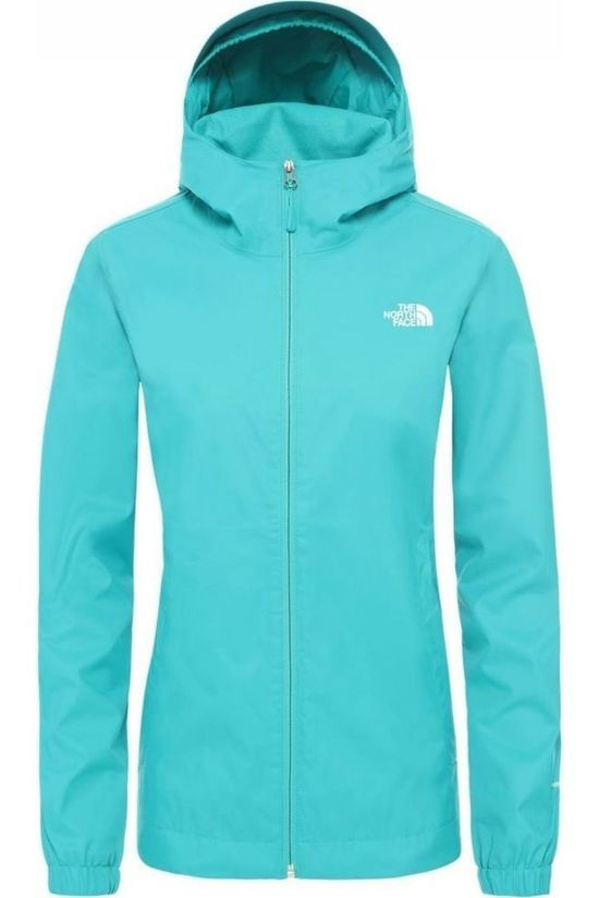 The North Face Coat Quest Turquoise/No colour