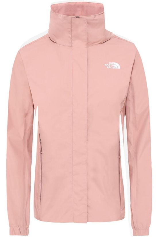 The North Face Coat Resolve II light pink