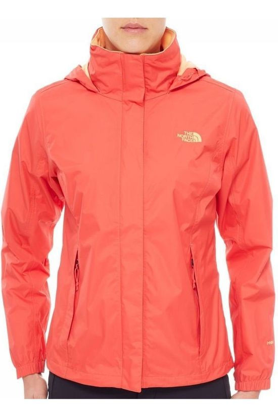 The North Face Manteau Resolve Rouge Moyen