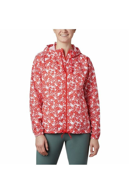 Columbia Windstopper Flash Forward Printed Orange/Ass. Flower