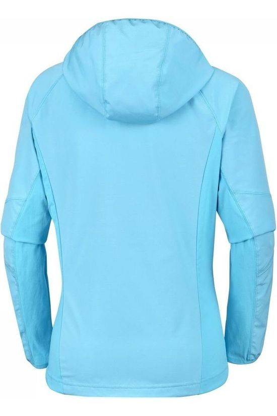 Columbia Sweet As Softshell Women Turquoise