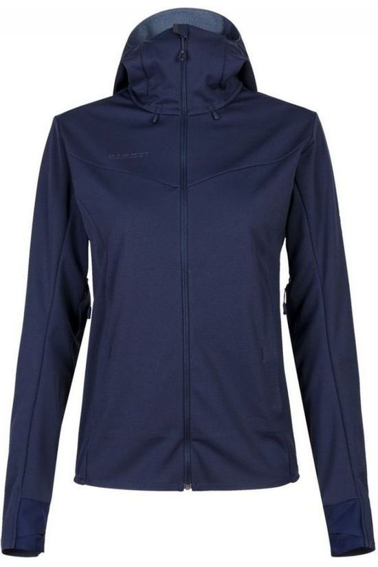 Mammut Softshell Ultimate V SO Dark Blue/No colour