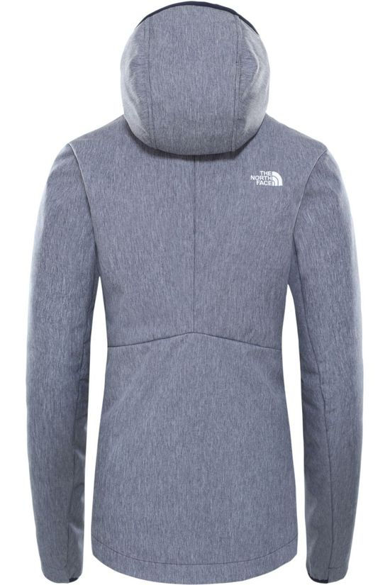 The North Face Softshell Quest Highloft Navy Blue/No colour