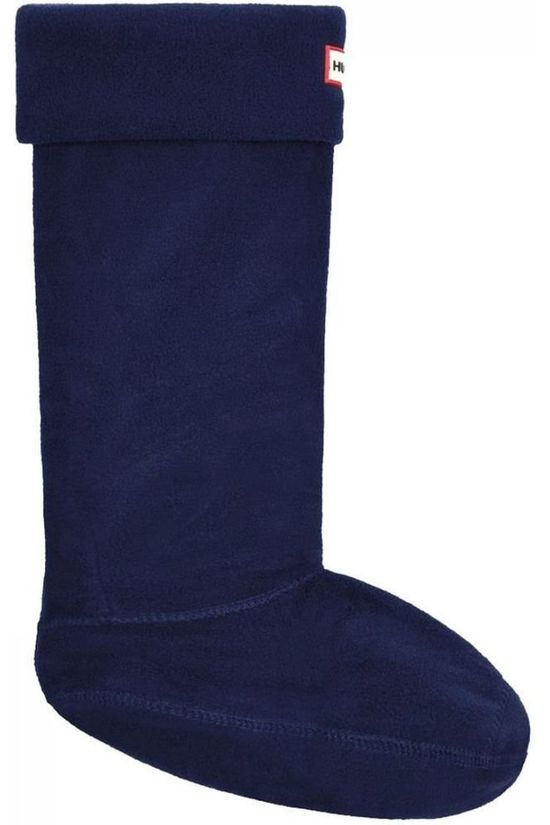 HUNTER Kous Boot Sock Marineblauw