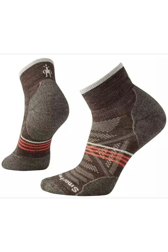 Smartwool Chaussette Phd Outdoor Light Mini Taupe
