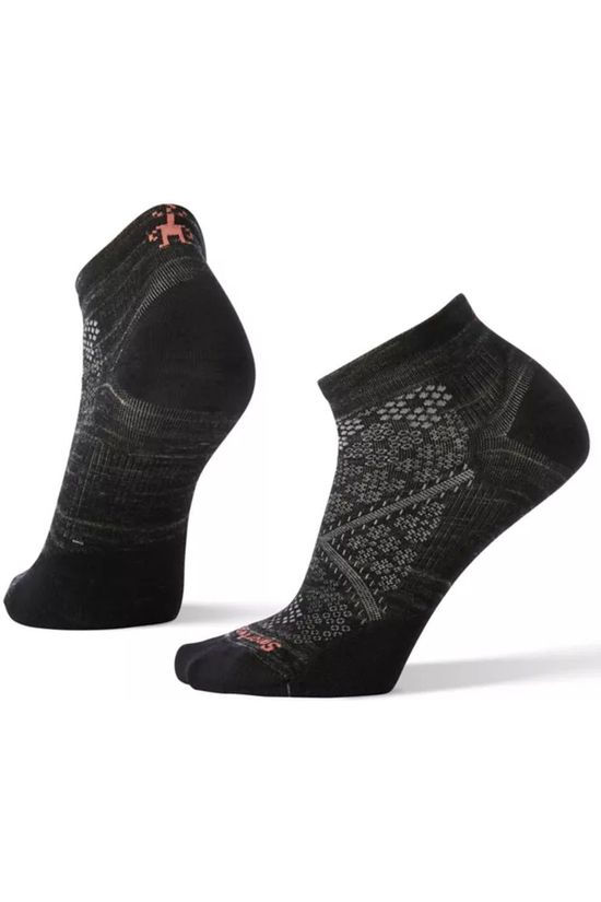 Smartwool Chaussette PhD Run Ultra Light Lowcut Noir