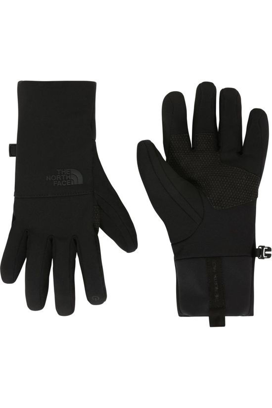 The North Face Gant Apex + E-Tip Noir