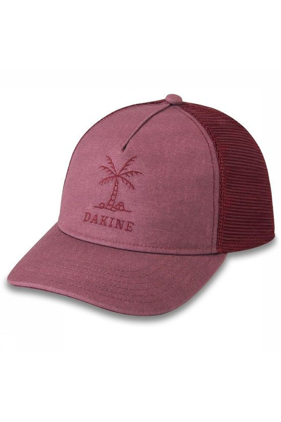 Dakine Pet Shoreline Trucker Bordeaux / Kastanjebruin