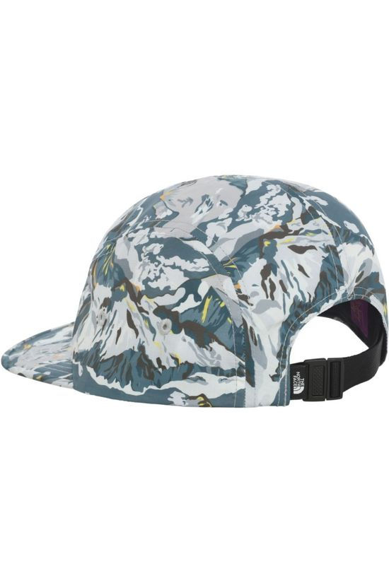 The North Face Casquette Liberty 5 Panel Blanc/Gris Clair