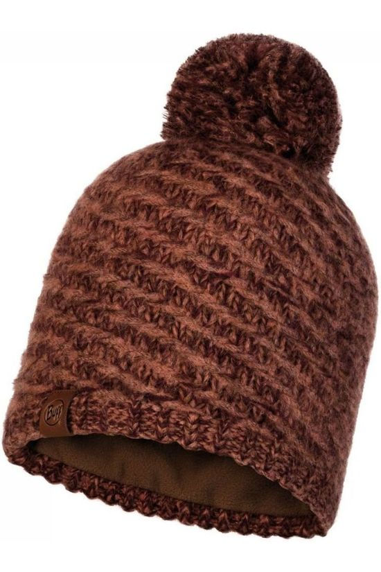 Buff Bonnet Lifestyle Knitted Hat Agna Rusty orange/copper