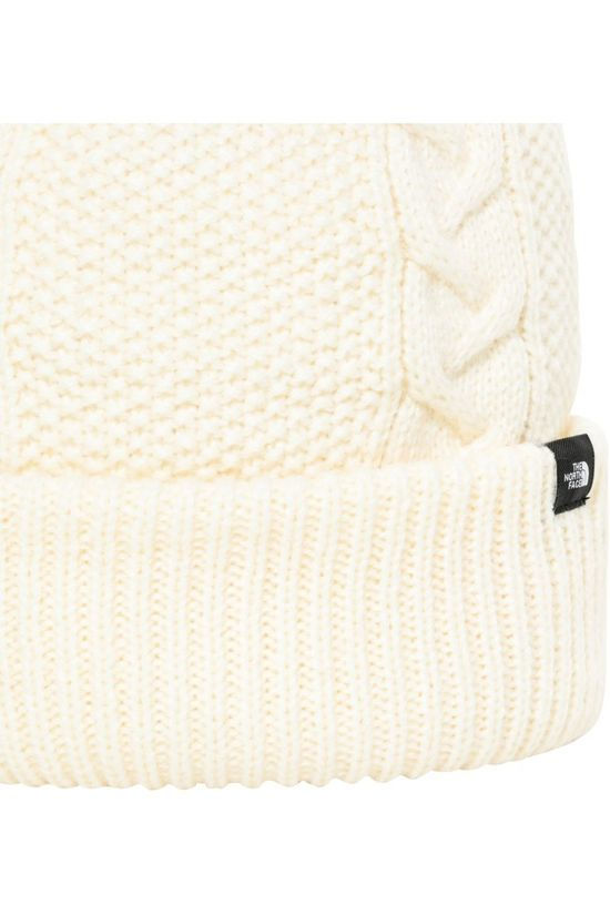 The North Face Bonnet Cable Mina off white