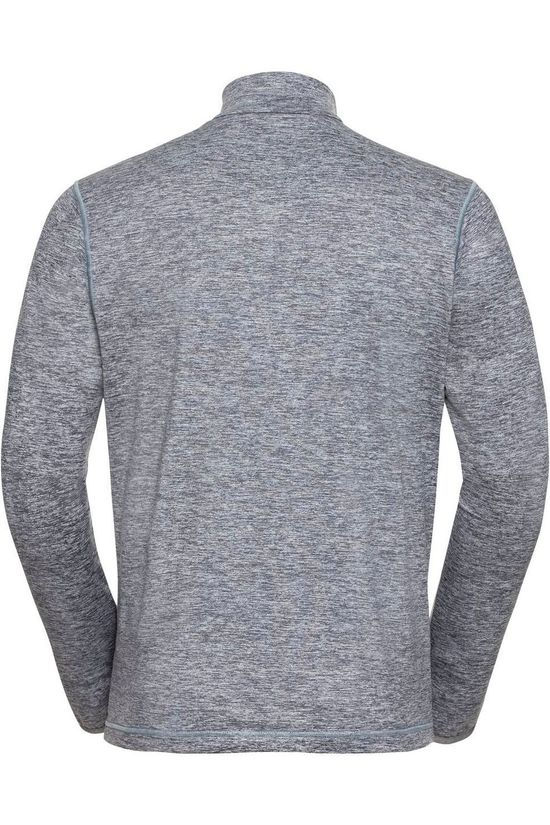 Odlo T-Shirt Trafoi Mid Grey/Patterned