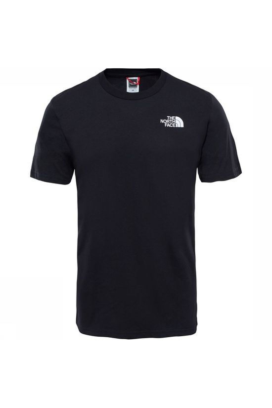 The North Face T-Shirt Nse Simple Dome black