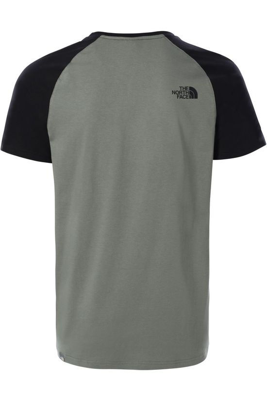 The North Face T-Shirt Raglan Easy Vert