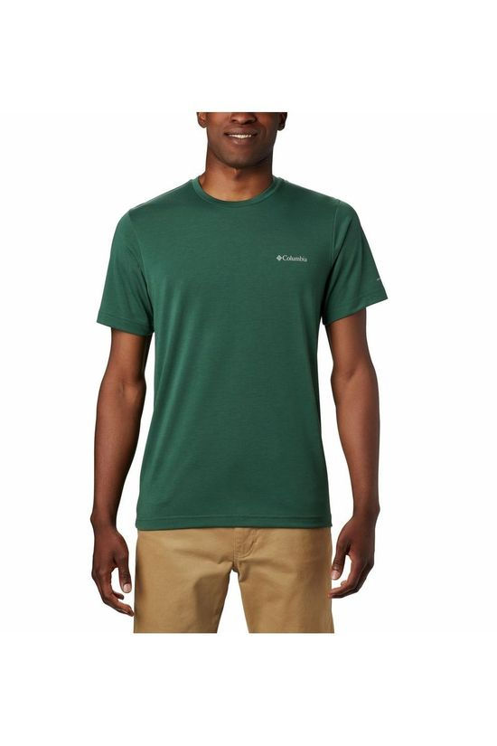 Columbia T-Shirt Maxtrail green