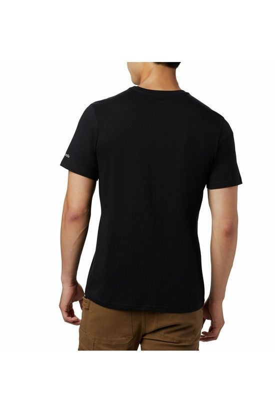 Columbia T-Shirt Rapid Ridge black