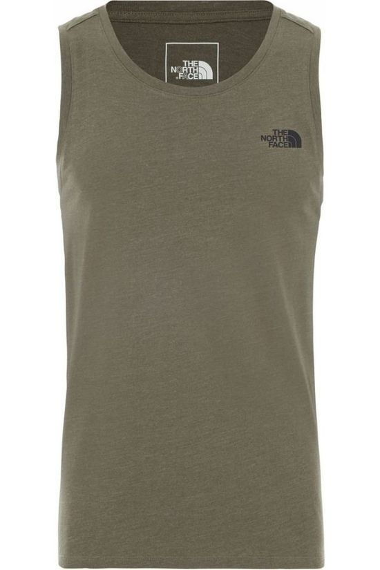 The North Face T-Shirt Nd Active dark khaki