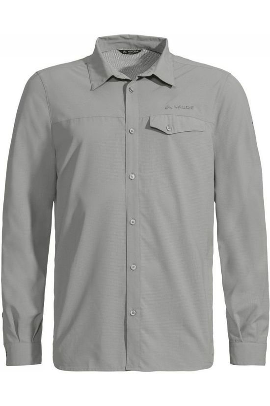 Vaude Shirt Rosemoor light grey