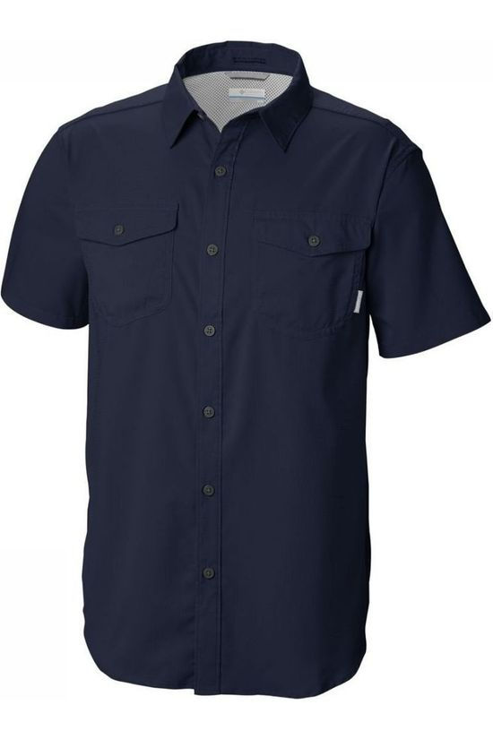 Columbia Shirt Utilizer II Navy Blue