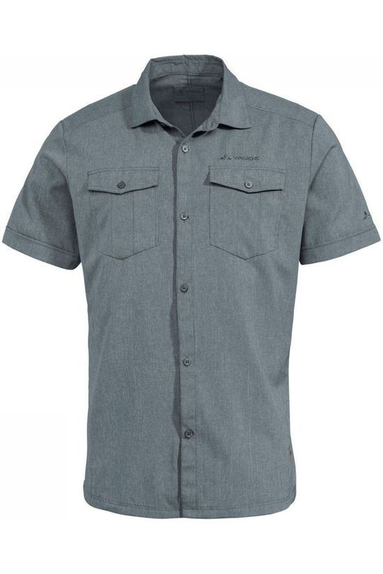 Vaude Shirt Iseo Mid Grey/No colour