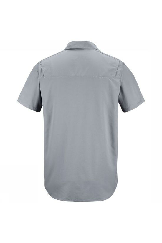 Columbia Shirt Silver Ridge II Mid Grey/No colour / Transparent