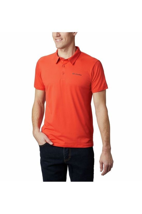 Columbia Polo Triple Canyon Tech Red/No colour