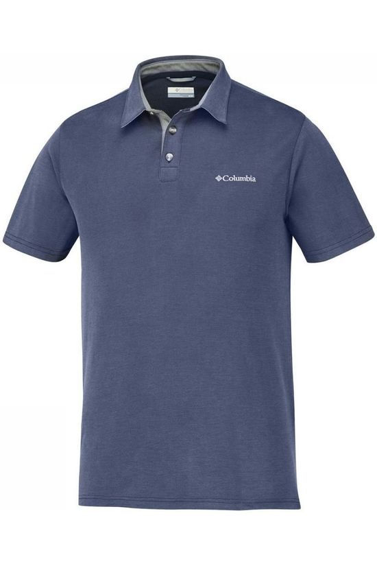Columbia Polo Nelson Point Navy Blue