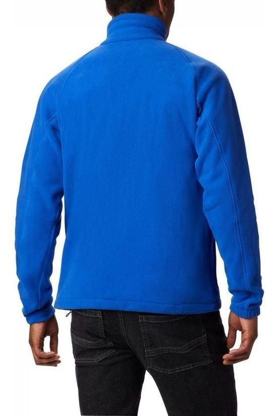 Columbia Fleece Fast Track royal blue/black