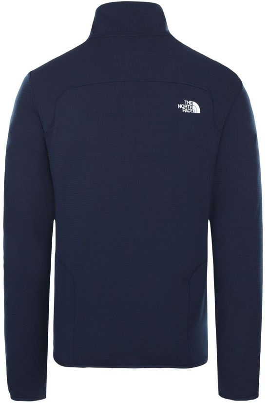 The North Face Fleece Quest Fz Navy Blue