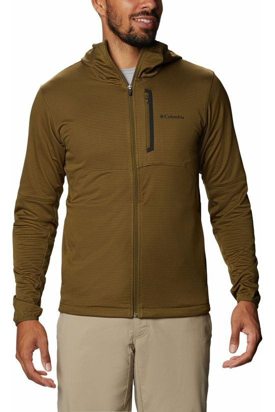 Columbia Fleece Tech Trail Light Khaki/Taupe