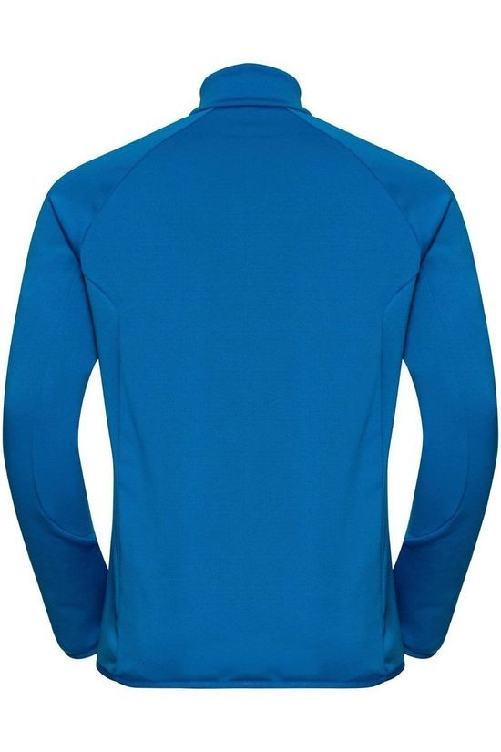 Odlo Fleece Carve Ceramiwarm blue