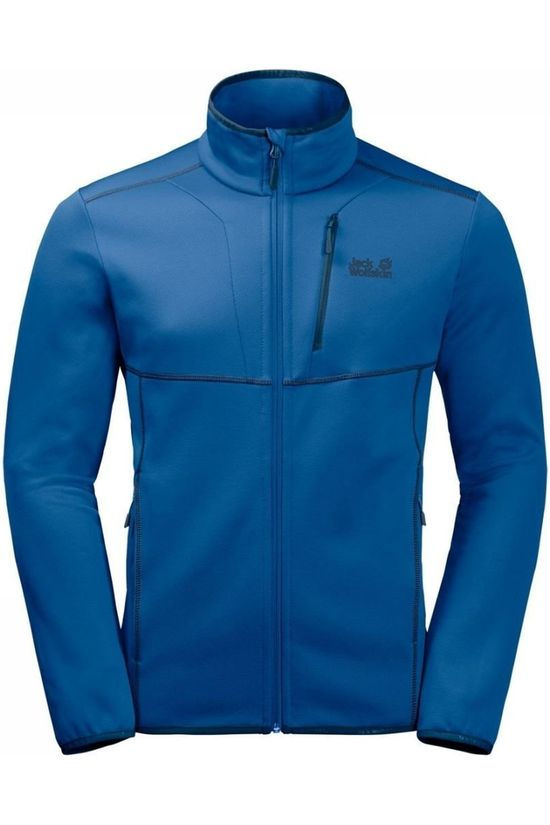 Jack Wolfskin Fleece Kiewa dark blue