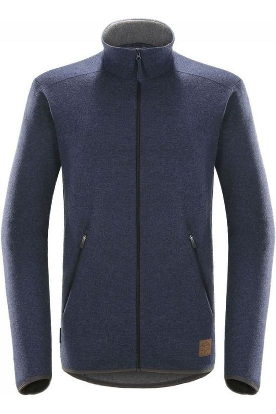 Haglöfs Fleece Whooly dark blue