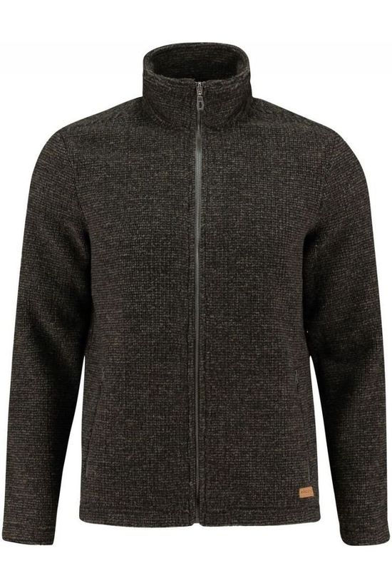 Ayacucho Fleece Copenhagen mid grey