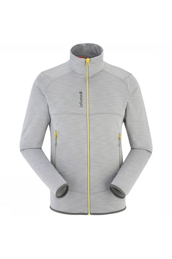 Lafuma Polaire Shift Zip In Gris Clair
