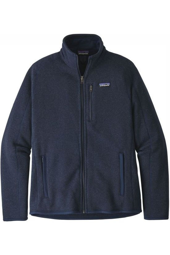 Patagonia Fleece Better Sweater Donkerblauw