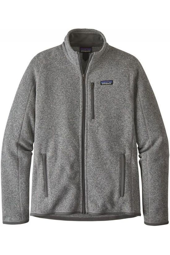 Patagonia Fleece Better Sweater Lichtgrijs Mengeling