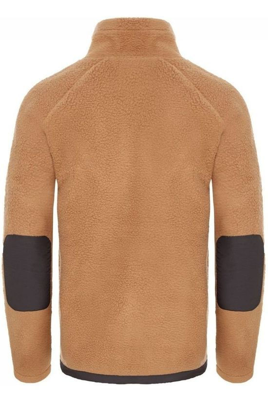 The North Face Fleece Cragmont Fleece Fz Camel Brown