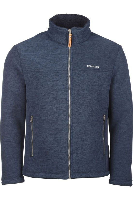 Ayacucho Fleece Cuddle II Navy Blue