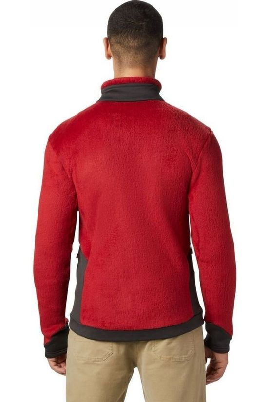 Mountain Hardwear Fleece Monkey Man/2 red