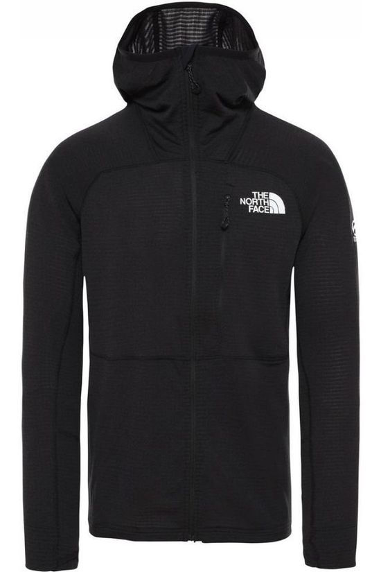 The North Face Fleece Summit L2 Power Grid Zwart