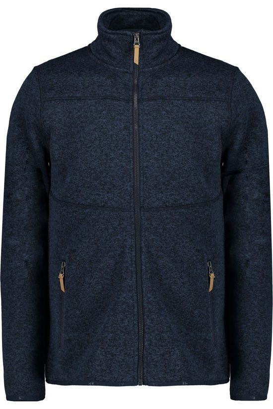Icepeak Fleece Alberton dark blue