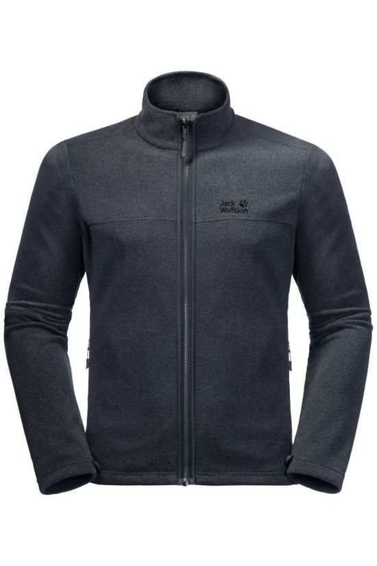 Jack Wolfskin Fleece Skywind dark grey