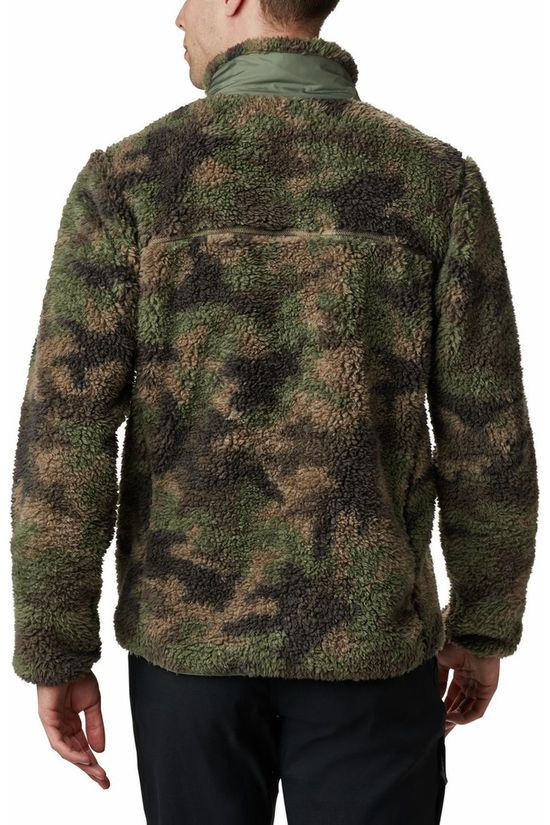 Columbia Fleece Winter Pass Print Mid Khaki/Ass. Camouflage