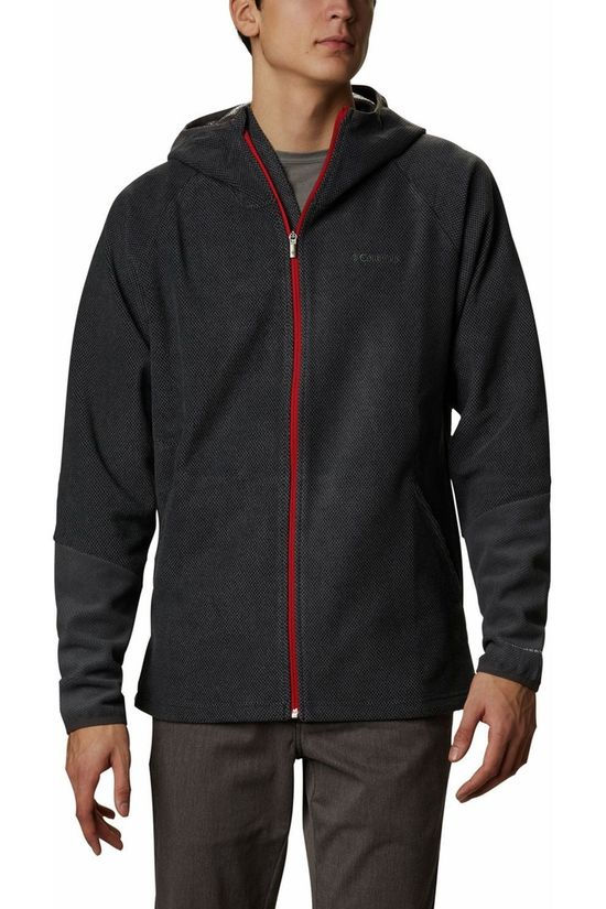 Columbia Fleece Tough Hiker II Hooded dark grey