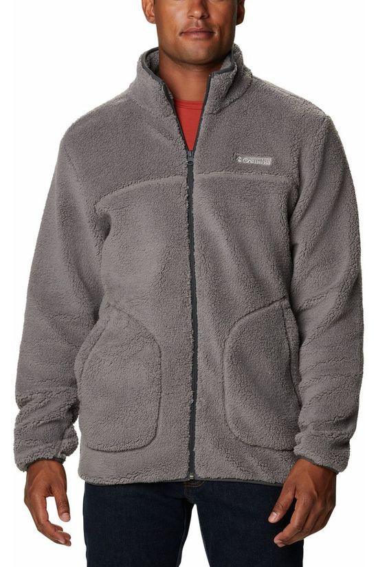 Columbia Fleece Rugged Ridge II Sherpa mid grey
