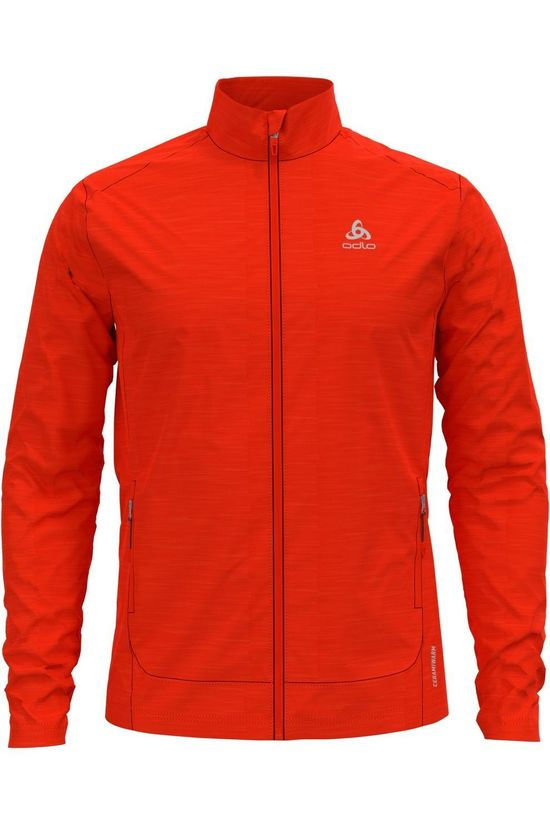Odlo Fleece Blaze Ceramiwarm Element Oranje