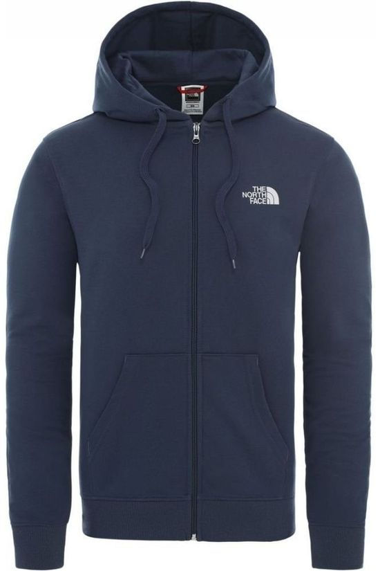 The North Face Fleece Open Gate Light Donkerblauw/Wit
