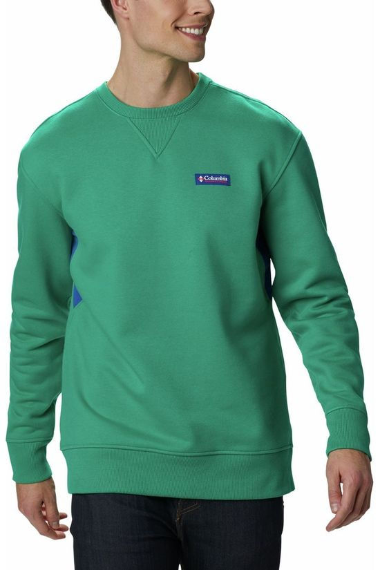 Columbia Pullover Bugasweat Crew green