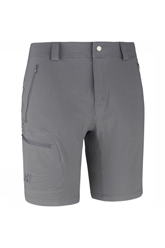 Millet Shorts Trekker Stretch II mid grey